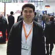 Икболджон Саидахмедов