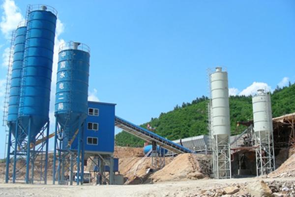 Бетонный завод HLS180