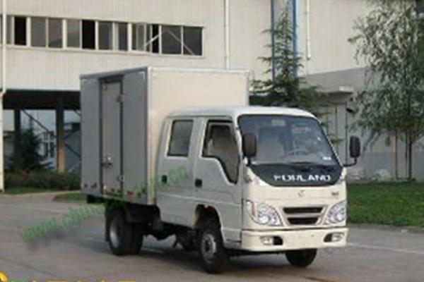 Минигрузовик FORLAND BJ5032V3DA5-A (фургон)