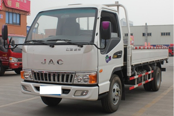 Грузовик JAC HFC1040K