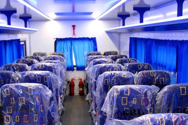 Вахтовый автобус SGZ5310XXYZZ3W46