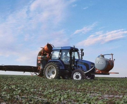 Трактор Foton FT824