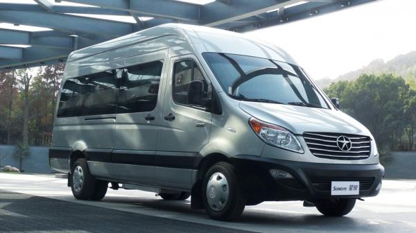 Микроавтобус JAC V1 HFC6591KHF