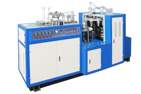 Оборудование по производству бумажных стаканчиков