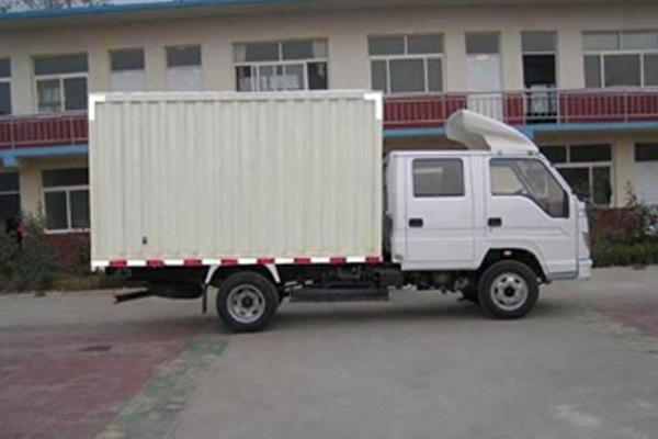 Минигрузовик FORLAND BJ5043V8DEA-S9 (фургон)