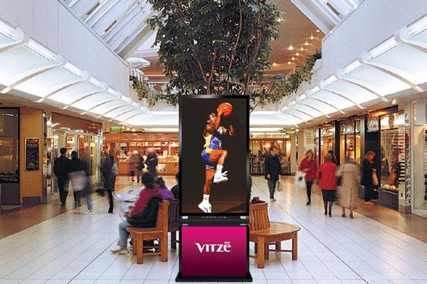 Рекламный монитор