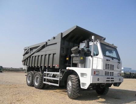 Карьерный Самосвал HOWO ZZ5707S3840AJ 45 тонн