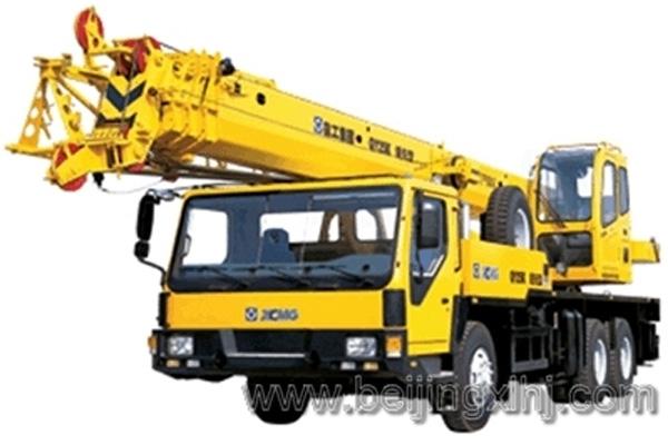 Кран самоходный колёсный QY25K 25тн