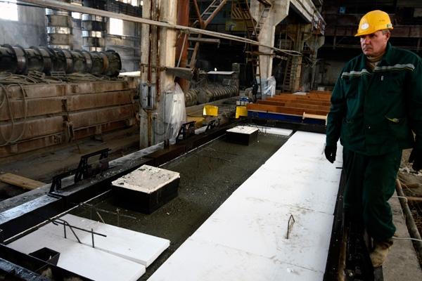Производство ЖБИ плит