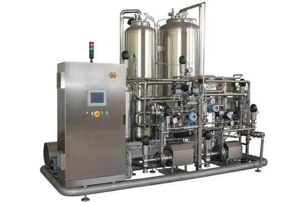 Линия по производству газированной воды