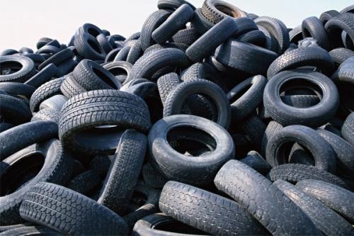 Линия по переработке использованных шин в порошок