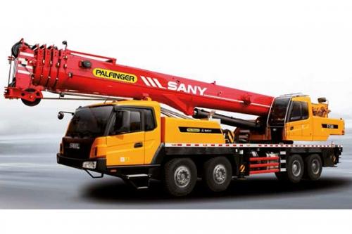 Кран самоходный колёсный SANY STC600