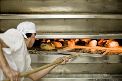 Хлебопекарные печи