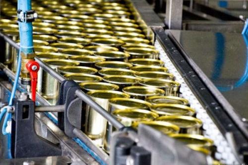 Линия по производству жестяных банок