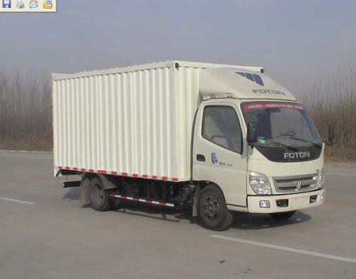 Рефрижератор FOTON BJ5049V9BW6-1 2т