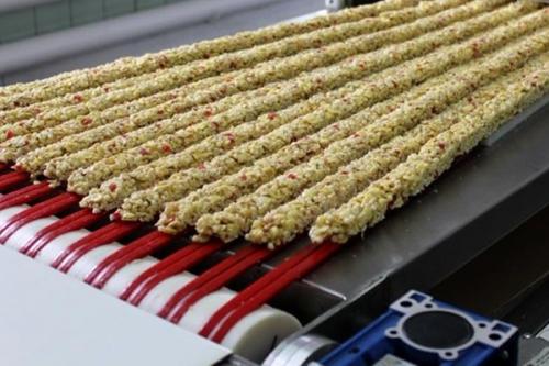 Линия по производству батончиков мюсли