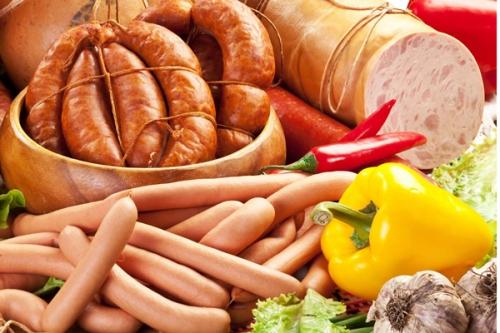 Производство колбасных изделий
