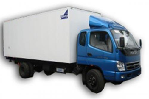 Фургон FOTON Ollin BJ1089VDPFG-SD
