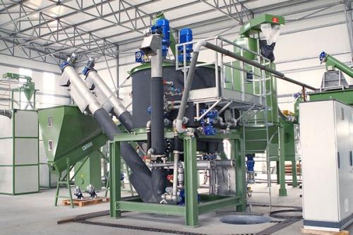 Оборудование для  переработки  пластиковых отходов