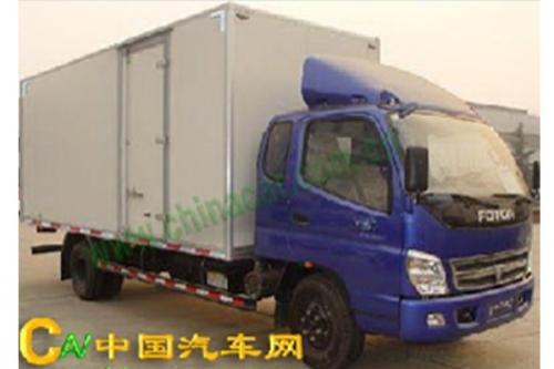 Минигрузовик FOTON BJ5051VBCFA-S3
