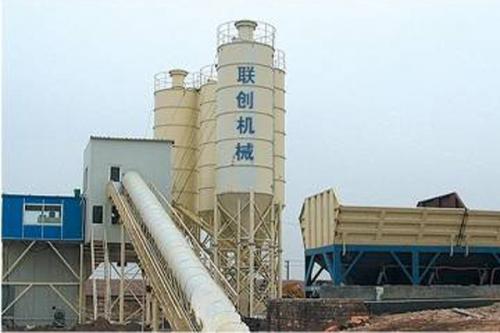 Бетонный завод HZS60