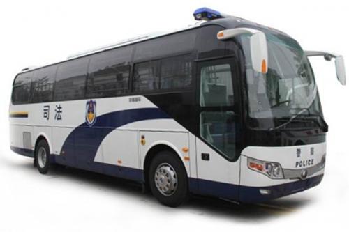 Автобус для перевозки заключенных Yutong ZK5151XQC17