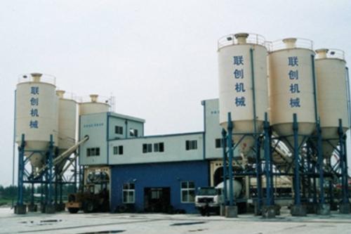Бетонный завод HLS120