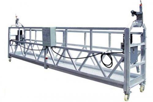 Платформа фасадная строительная люлька Dalian ZLP630