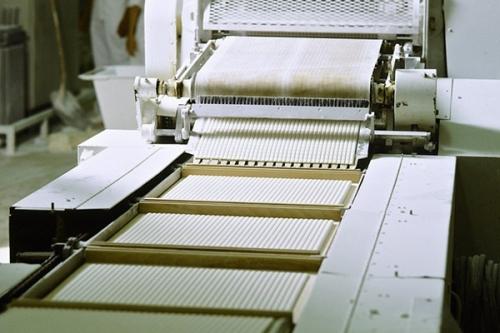 Линия по производству жевательной резинки