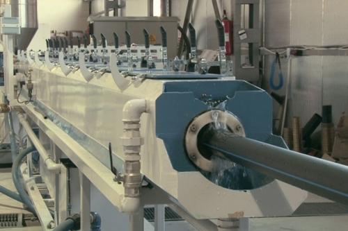 Производство ПВХ труб