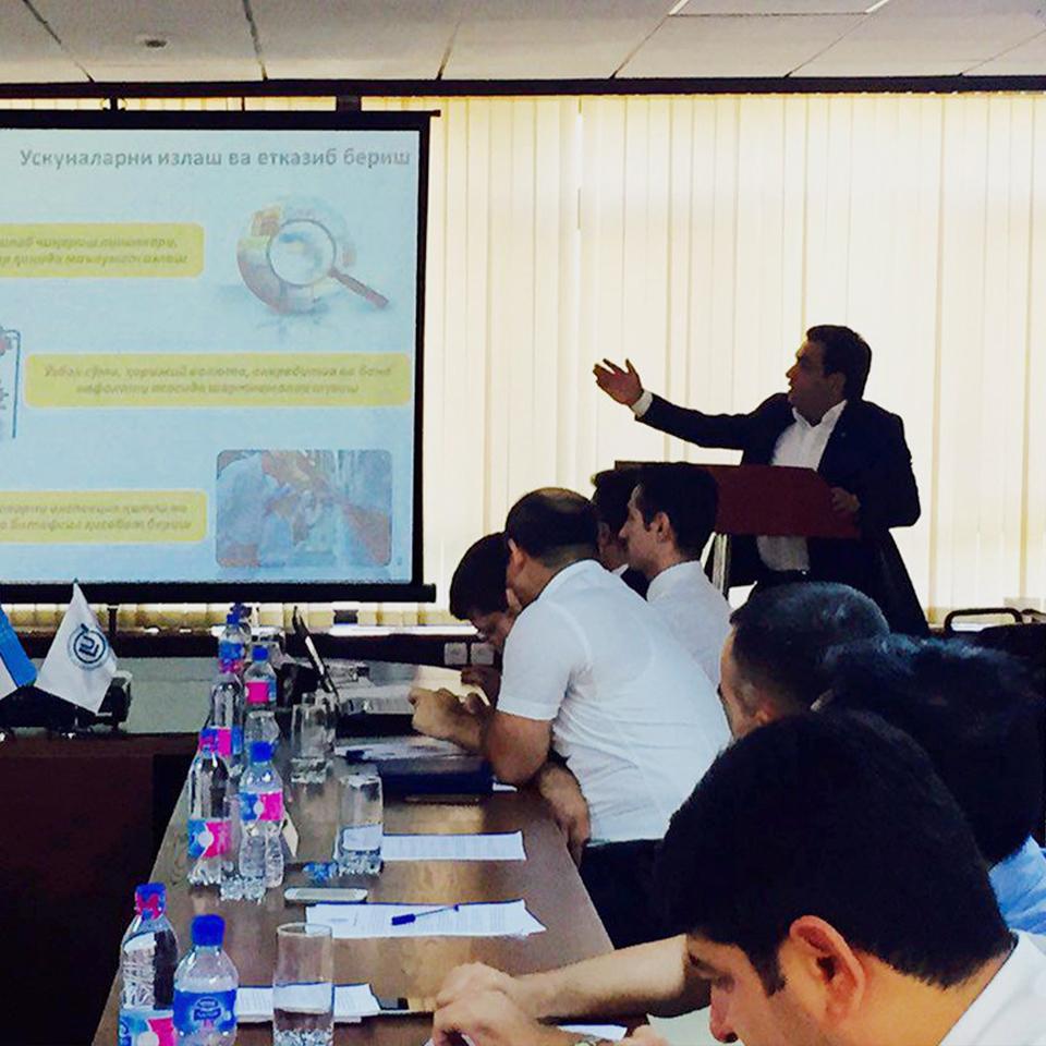 УКТД продолжает укреплять сотрудничество с финансовыми институтами