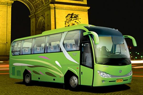 YCK6799HP ZONDA автобуси