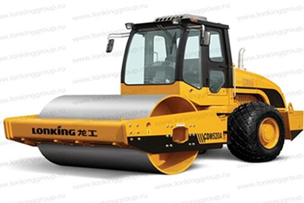 Каток модели - Lonking CDM518A