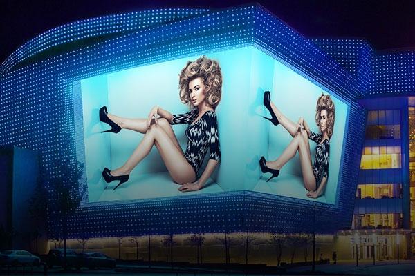 Реклама монитори
