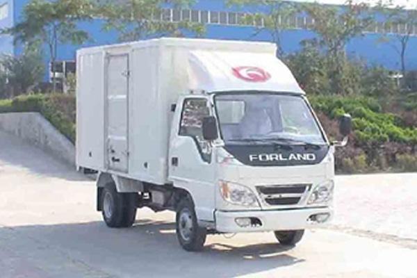 BJ5032V3BA5-S FORLAND Юк ташувчи машина (фургон)