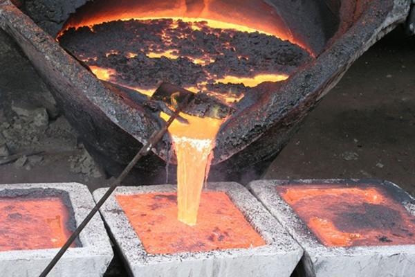 Индукцион печь