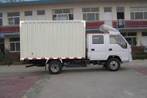 BJ5043V8DEA-S9 FORLAND Юк ташувчи машина (фургон)