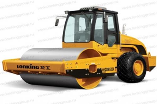Каток модели - Lonking CDM 514D