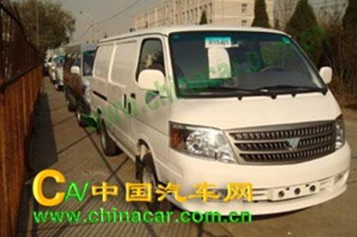 BJ5036XXY-X1 FOTON VIEW базасидаги грузовик фургони