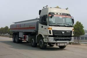 BJ5317GNFJF-S1 FOTON 30m³ бензовози
