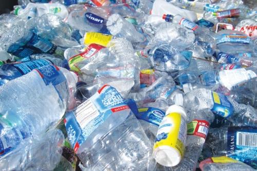 Пластик чиқиндиларни қайта ишлаш ускунаси