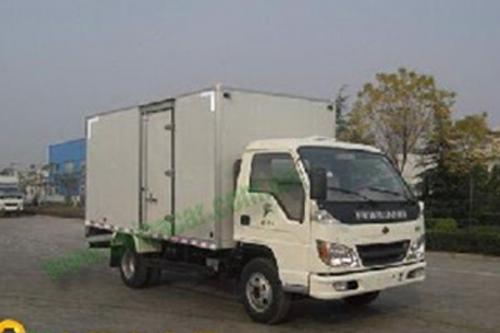 BJ5043V8BEA-S9 FORLAND Юк ташувчи машина (фургон)