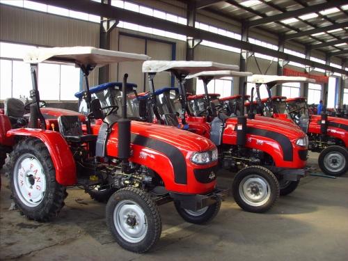 Фермер хўжалиги учун Henan QLN-254 мини трактори