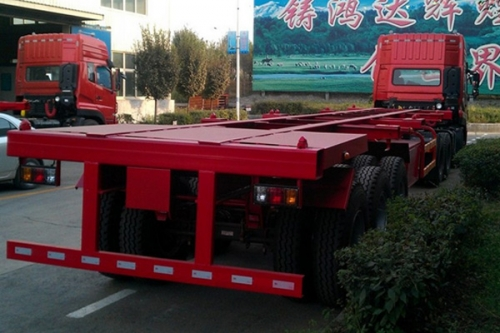 Яримтиркама-контейнеровоз 50 тн