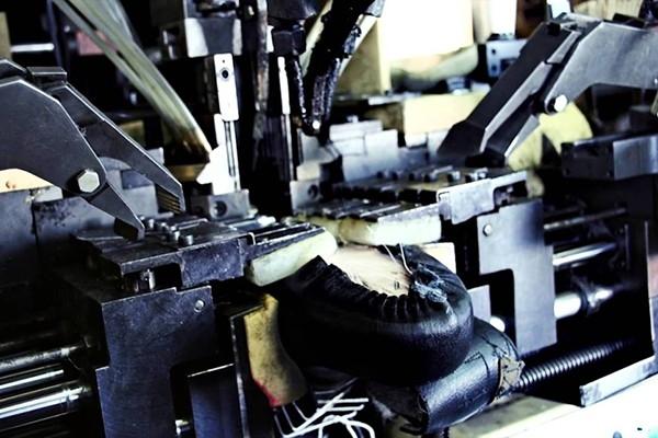 Оборудование по производству обуви