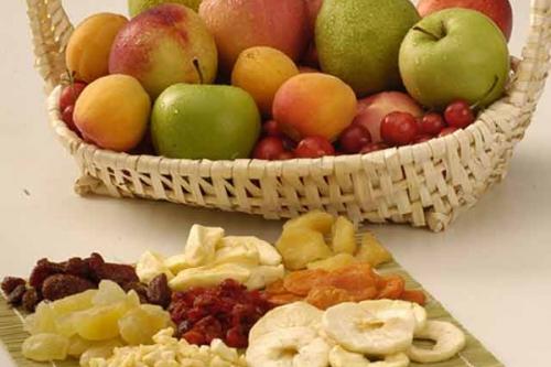 Линия для сушки овощей и фруктов